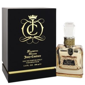 Juicy Couture Majestic Woods by Juicy Couture Eau De Parfum Spray 3.4 oz Women
