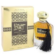 Joudath Al Oud by Nusuk Eau De Parfum Spray (Unisex) 3.4 oz Men