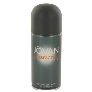 Jovan Satisfaction by Jovan Deodorant Spray 5 oz Men