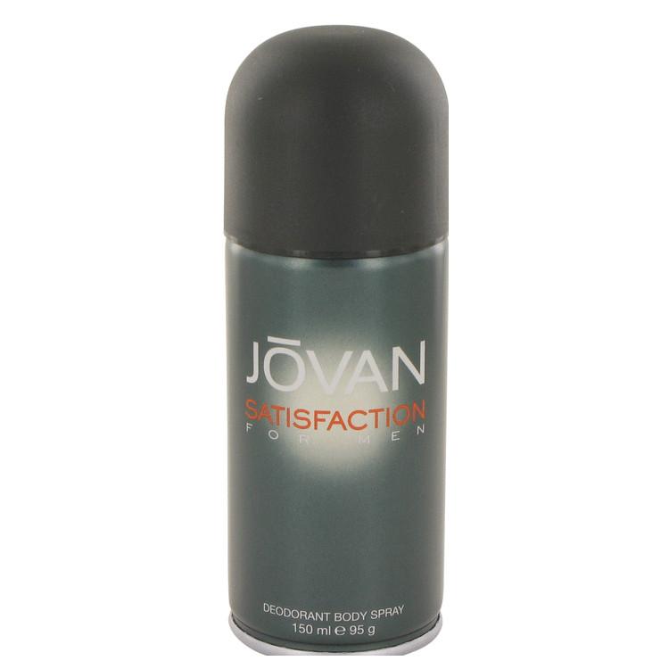 Jovan Satisfaction by Jovan Deodorant Spray 5 oz Men