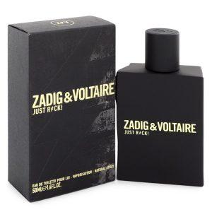 Just Rock by Zadig & Voltaire Eau De Toilette Spray 1.6 oz Men