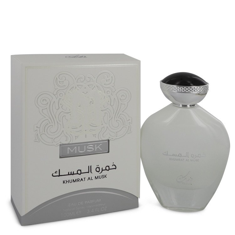 Khumrat Al Musk by Nusuk Eau De Parfum Spray (Unisex) 3.4 oz Women