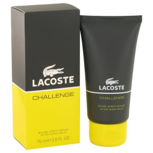 Lacoste Challenge by Lacoste After Shave Balm 2.5 oz Men
