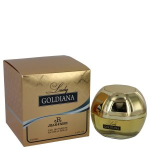 Lady Goldiana by Jean Rish Eau De Parfum Spray 3.4 oz Women