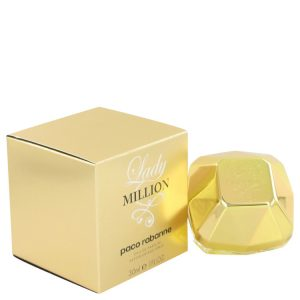 Lady Million by Paco Rabanne Eau De Parfum Spray 1 oz Women