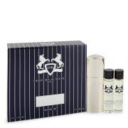 Layton Royal Essence by Parfums De Marly Three Eau De Parfum Sprays Travel Set 3 x .34 oz Men