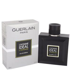 L'homme Ideal L'intense by Guerlain Eau De Parfum Spray 3.4 oz Men