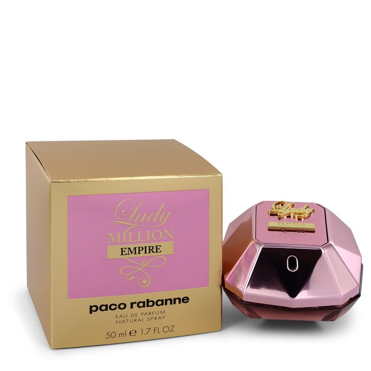 Lady Million Empire by Paco Rabanne Eau De Parfum Spray 1.7 oz Women