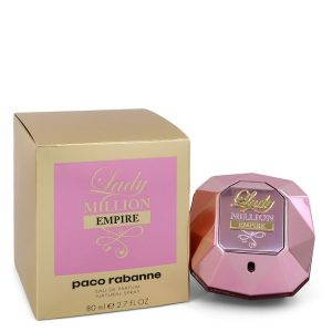 Lady Million Empire by Paco Rabanne Eau De Parfum Spray 2.7 oz Women