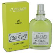 L'occitane Eau De Cedrat by L'occitane Eau De Toilette Spray 2.5 oz Men