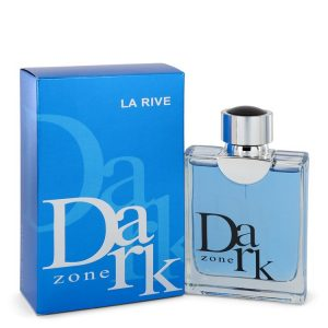La Rive Dark Zone by La Rive Eau De Toilette Spray 3 oz Men