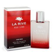 La Rive Red Line by La Rive Eau De Toilette Spray 3 oz Men