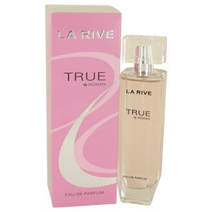 La Rive True by La Rive Eau De Parfum Spray 3 oz Women