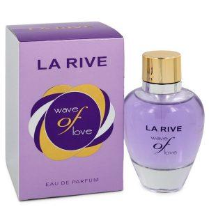 La Rive Wave of Love by La Rive Eau De Parfum Spray 3 oz Women