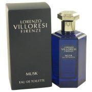 Lorenzo Villoresi Firenze Musk by Lorenzo Villoresi Eau De Toilette Spray (Unisex) 3.3 oz Women