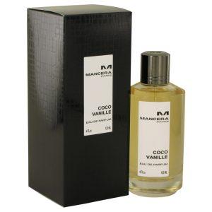 Mancera Coco Vanille by Mancera Eau De Parfum Spray (Unisex) 4 oz Women