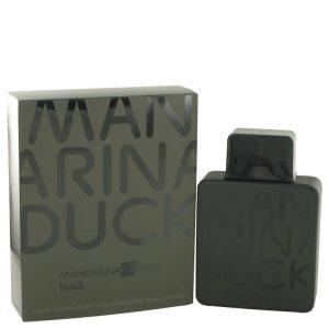 Mandarina Duck Black by Mandarina Duck Eau De Toilette Spray 3.4 oz Men