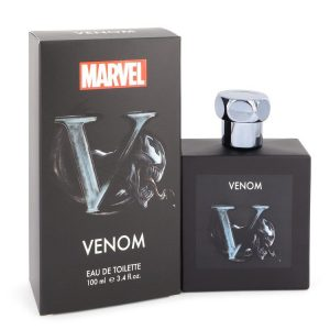 Marvel Venom by Marvel Eau De Toilette Spray 3.4 oz Men