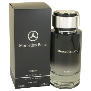 Mercedes Benz Intense by Mercedes Benz Eau De Toilette Spray 4 oz Men