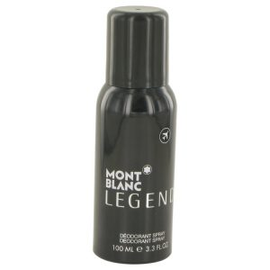 MontBlanc Legend by Mont Blanc Deodorant Spray 3.3 oz Men