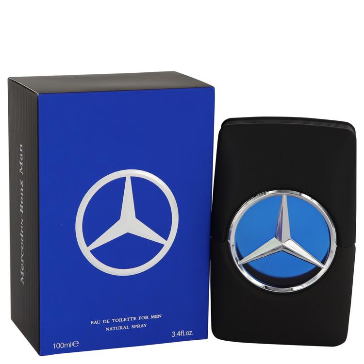 Mercedes Benz Man by Mercedes Benz Eau De Toilette Spray 3.4 oz Men