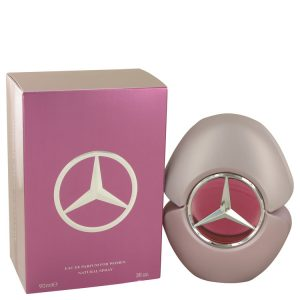 Mercedes Benz Woman by Mercedes Benz Eau De Parfum Spray 3 oz Women