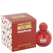 Cheap & Chic Petals by Moschino Mini EDT .15 oz Women