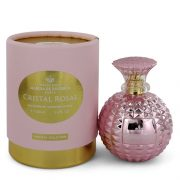 Marina De Bourbon Cristal Rosae by Marina De Bourbon Eau De Parfum Spray 3.4 oz Women
