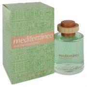 Mediterraneo by Antonio Banderas Eau De Toilette Spray 3.4 oz Men