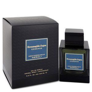 Mediterranean Neroli by Ermenegildo Zegna Eau De Parfum Spray 3.4 oz Men