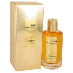 Mancera Intensitive Aoud Gold by Mancera Eau De Parfum Spray (Unisex) 4 oz Women