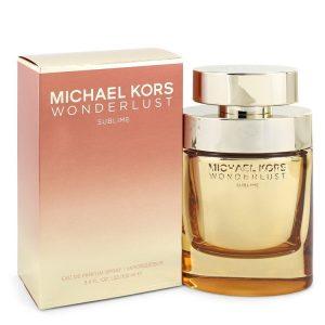 Michael Kors Wonderlust Sublime by Michael Kors Eau De Parfum Spray 3.4 oz Women
