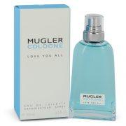 Mugler Love You All by Thierry Mugler Eau De Toilette Spray (Unisex) 3.3 oz Women