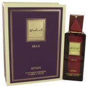 Modest Pour Femme Deux by Afnan Eau De Parfum Spray 3.4 oz Women