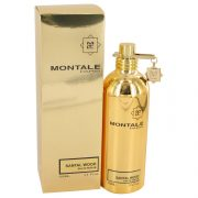 Montale Santal Wood by Montale Eau De Parfum Spray (Unisex) 3.4 oz Women