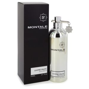 Montale Chypre Fruite by Montale Eau De Parfum Spray (Unisex) 3.4 oz Women