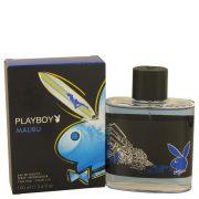 Malibu Playboy by Playboy Eau De Toilette Spray 3.4 oz Men