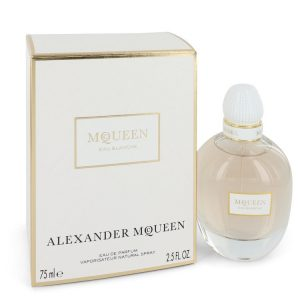 McQueen Eau Blanche by Alexander McQueen Eau De Parfum Spray 2.5 oz Women