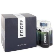 Mr Edge by Swiss Arabian Eau De Parfum Spray 3.4 oz Men