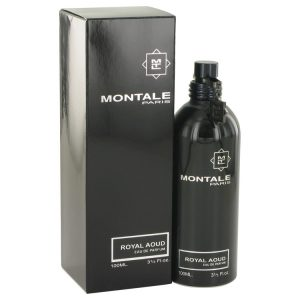 Montale Royal Aoud by Montale Eau De Parfum Spray 3.3 oz Women