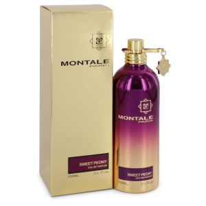 Montale Sweet Peony by Montale Eau De Parfum Spray 3.4 oz Women