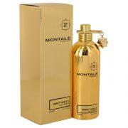 Montale Sweet Vanilla by Montale Eau De Parfum Spray (Unisex) 3.4 oz Women