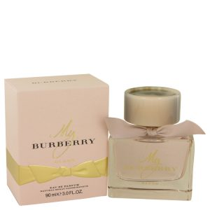 My Burberry Blush by Burberry Eau De Parfum Spray 3 oz Women