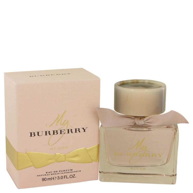 My Burberry Blush by Burberry Eau De Parfum Spray 3 oz Women