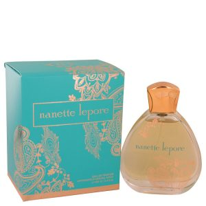 Nanette Lepore New by Nanette Lepore Eau De Parfum Spray 3.4 oz Women