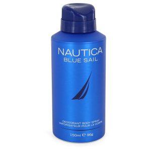 Nautica Blue Sail by Nautica Deodorant Spray 5 oz Men