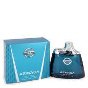 Nissan Armada by Nissan Eau De Parfum Spray 3.4 oz Men