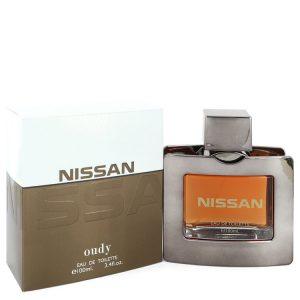 Nissan Oudy by Nissan Eau De Toilette Spray 3.4 oz Men
