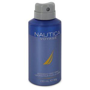 Nautica Voyage by Nautica Deodorant Spray 5 oz Men