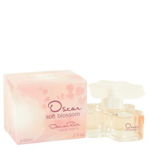 Oscar Soft Blossom by Oscar De La Renta Eau De Toilette Spray 2 oz Women